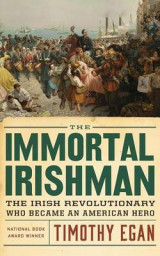 Omslag - The Immortal Irishman