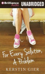 For Every Solution, a Problem av Kerstin Gier (Lydbok-CD)