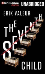 The Seventh Child av Erik Valeur (Lydbok-CD)