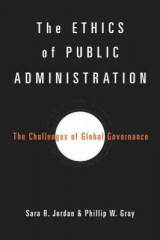 Omslag - The Ethics of Public Administration