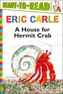 A House for Hermit Crab av Eric Carle (Heftet)