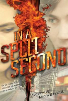 In a Split Second av Sophie McKenzie (Innbundet)