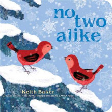 No Two Alike av Keith Baker (Pappbok)