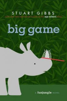 Big Game av Stuart Gibbs (Innbundet)