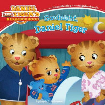 Goodnight, Daniel Tiger av Angela C Santomero (Heftet)