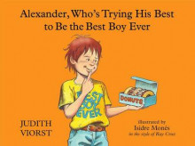 Alexander, Who's Trying His Best to Be the Best Boy Ever av Judith Viorst (Innbundet)