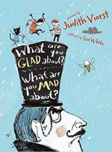 What Are You Glad About? What Are You Mad About?: Poems for When a Person Needs a Poem av Judith Viorst (Heftet)
