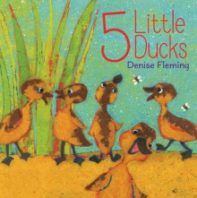 5 Little Ducks av Denise Fleming (Innbundet)