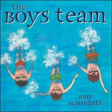 The Boys Team av Amy Schwartz (Heftet)