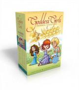 Omslag - The Goddess Girls Charming Collection Books 9-12