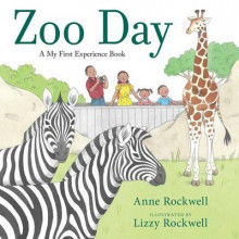 My First Experience: Zoo Day av Anne Rockwell (Innbundet)