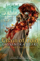 Chain of Gold av Simon and Schuster (Innbundet)