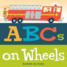 ABCs on Wheels av Ramon Olivera (Innbundet)