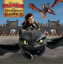 The Dragon Games av Tina Gallo (Heftet)