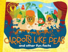 Did You Know: Carrots Like Peas: and other fun facts av Hannah Eliot (Heftet)