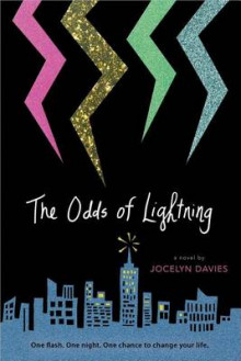 The Odds of Lightning av Jocelyn Davies (Innbundet)