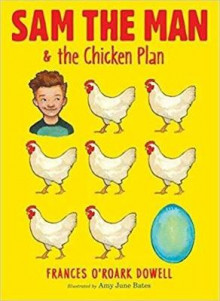 Sam the Man & the Chicken Plan av Frances O Dowell (Heftet)
