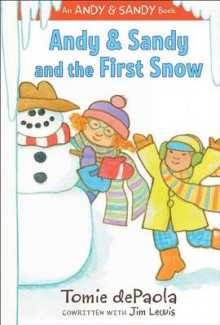 Andy & Sandy and the First Snow av Tomie dePaola (Innbundet)