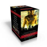 Omslag - The Mortal Instruments, the Complete Collection