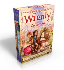 The Kingdom of Wrenly Collection (Includes Four Magical Adventures and a Map!) av Jordan Quinn (Heftet)