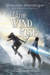 Let the Wind Rise, Volume 3 av Shannon Messenger (Heftet)