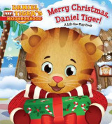 Omslag - Merry Christmas, Daniel Tiger!