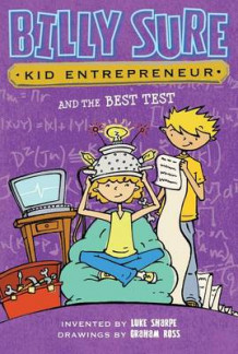 Billy Sure Kid Entrepreneur and the Best Test av Luke Sharpe (Heftet)