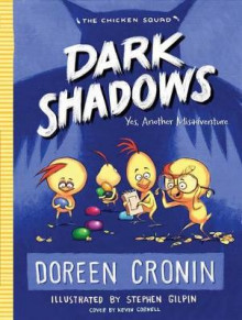 Dark Shadows av Doreen Cronin (Innbundet)