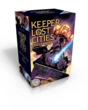 Keeper of the Lost Cities Collection Books 1-3 av Shannon Messenger (Heftet)