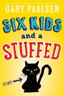 Six Kids and a Stuffed Cat av Gary Paulsen (Innbundet)