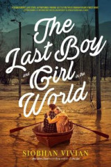 Omslag - The Last Boy and Girl in the World