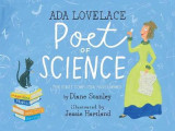 Omslag - Ada Lovelace, Poet of Science