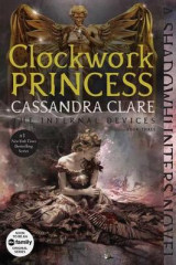 Omslag - Clockwork Princess