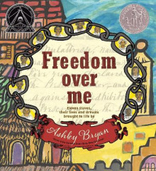Freedom Over Me av Ashley Bryan (Innbundet)