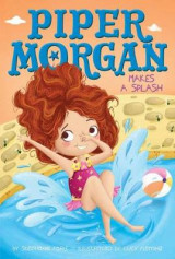 Omslag - Piper Morgan Makes a Splash