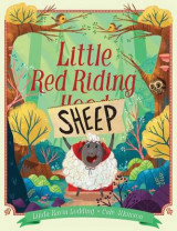 Omslag - Little Red Riding Sheep