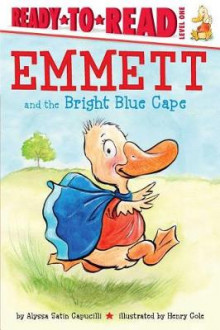 Emmett and the Bright Blue Cape av Alyssa Satin Capucilli (Innbundet)