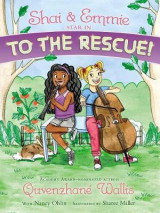 Omslag - Shai & Emmie Star in to the Rescue!