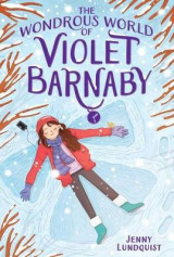 Omslag - The Wondrous World of Violet Barnaby