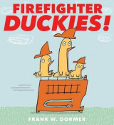 Omslag - Firefighter Duckies!