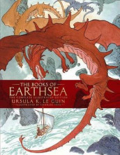 The Books of Earthsea av Ursula K Le Guin (Innbundet)