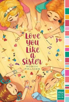 Love You Like a Sister av Robin Palmer (Heftet)