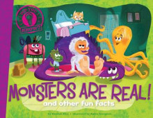 Monsters Are Real!: And Other Fun Facts av Hannah Eliot (Heftet)