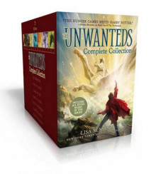 The Unwanteds Complete Collection av Lisa McMann (Innbundet)