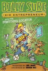 Omslag - Billy Sure Kid Entrepreneur and the Everything Locator