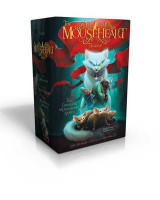 Omslag - The Mouseheart Trilogy