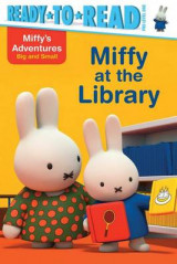 Omslag - Miffy at the Library