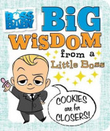Omslag - Big Wisdom from a Little Boss