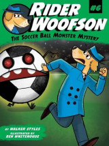 Omslag - The Soccer Ball Monster Mystery
