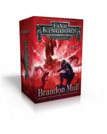 Five Kingdoms Collection Books 1-3 av Brandon Mull (Heftet)